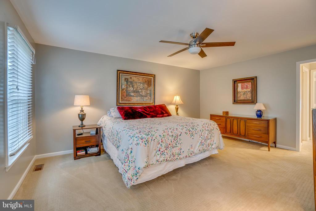 Ceiling Fan - 260 GREENSPRING DR, STAFFORD