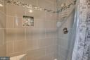 NEW Tile Shower - 260 GREENSPRING DR, STAFFORD
