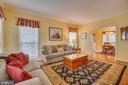 Formal Living Room - 260 GREENSPRING DR, STAFFORD