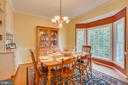Large Bay Window - 260 GREENSPRING DR, STAFFORD