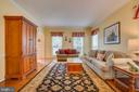 Hardwood Flooring throughout Main Level - 260 GREENSPRING DR, STAFFORD