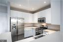 Tons of cabinet space and counter space! - 12001 MARKET ST #158, RESTON