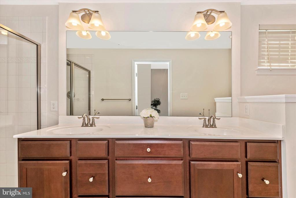 Master Bathroom - 6469 JACK LINTON DRIVE SOUTH, FREDERICK