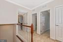 Upper Hallway - 6469 JACK LINTON DRIVE SOUTH, FREDERICK
