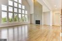 Floor to Ceiling Windows - 6517 HEATHER GLEN WAY, CLARKSVILLE