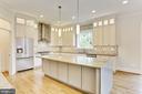 Decorative Tile Backsplash - 6517 HEATHER GLEN WAY, CLARKSVILLE