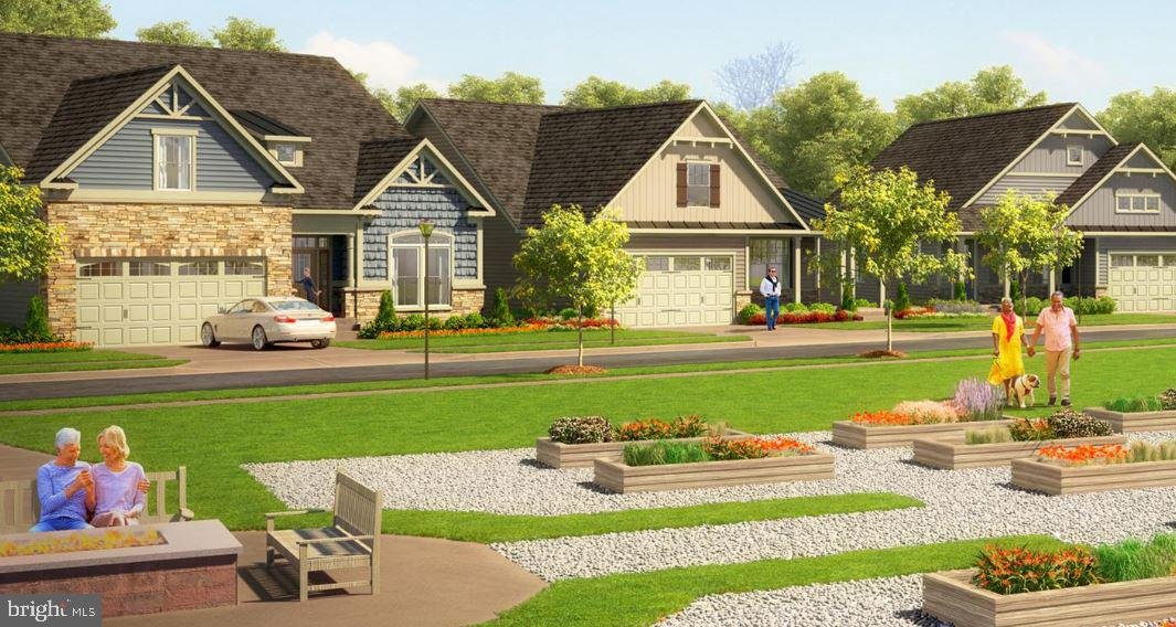 Single Family Homes for Sale at Ijamsville, Maryland 21754 United States