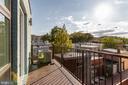 #2 side deck - 910 9TH ST NE #1, WASHINGTON