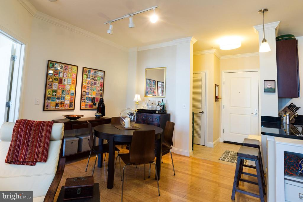 Dining Area - 1391 PENNSYLVANIA AVE SE #508, WASHINGTON