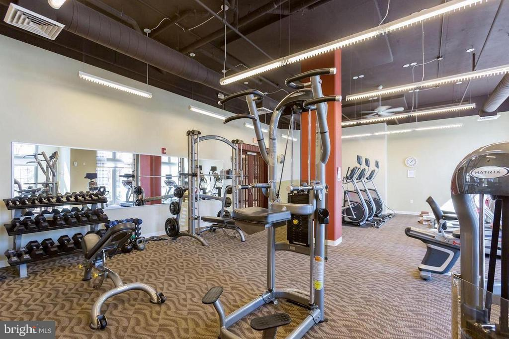 Fitness Room - 1391 PENNSYLVANIA AVE SE #508, WASHINGTON