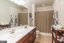 Master Bath - 1391 PENNSYLVANIA AVE SE #508, WASHINGTON