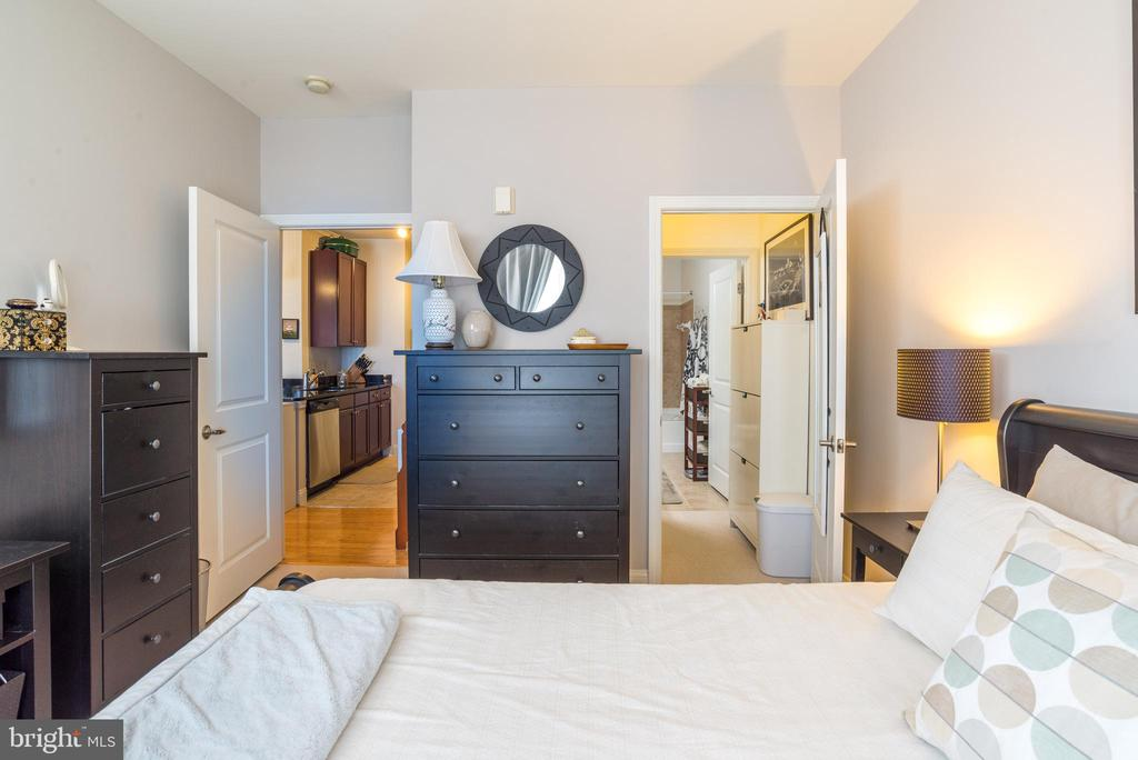 Master Bedroom - 1391 PENNSYLVANIA AVE SE #508, WASHINGTON