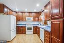 recessed lighting and lots of cabinets - 5060 LAVELLE DR, FREDERICKSBURG