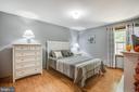 Master bedroom - 5060 LAVELLE DR, FREDERICKSBURG