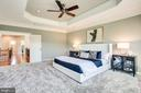 Master Suite w/ French Doors - 20353 TANAGER PL, LEESBURG