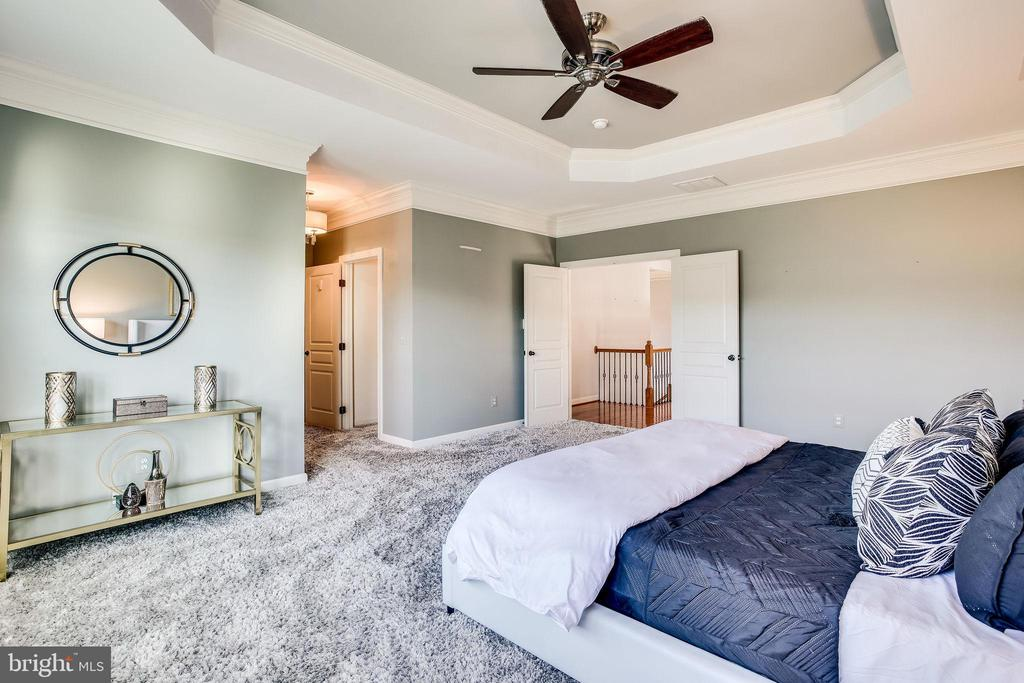 Master Suite w/ Plush New Carpet - 20353 TANAGER PL, LEESBURG