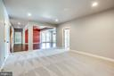 Second Section of Recreation Room - 20353 TANAGER PL, LEESBURG
