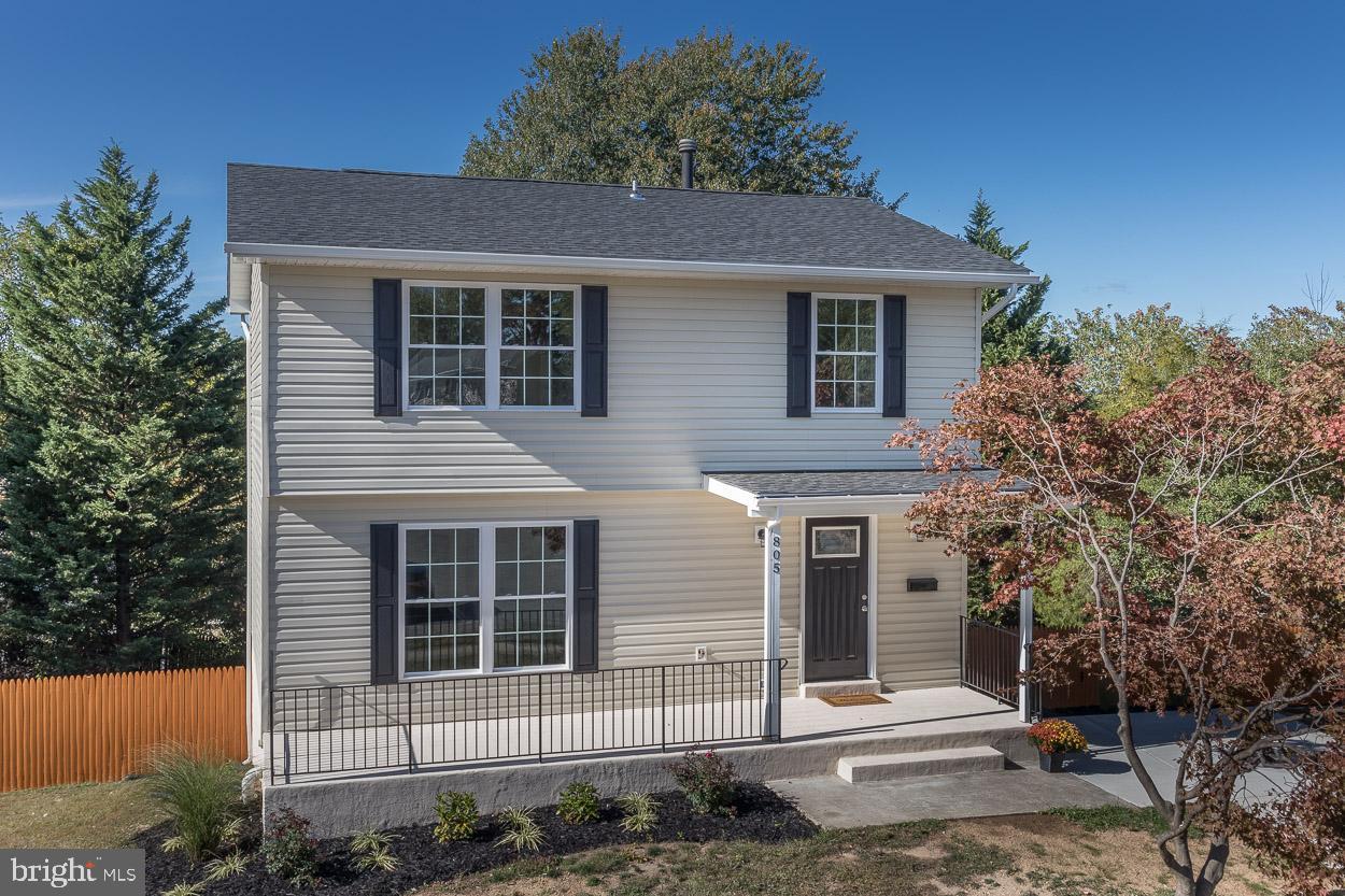 Single Family Homes 용 매매 에 Edgewood, 메릴랜드 21040 미국