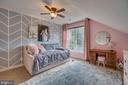 All bedrooms have ceiling fans - 33 GRISTMILL DR, STAFFORD