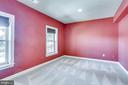 6th Bedroom w/ Custom Finishes - 20353 TANAGER PL, LEESBURG