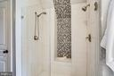 Master Bath Spa Shower - 20353 TANAGER PL, LEESBURG