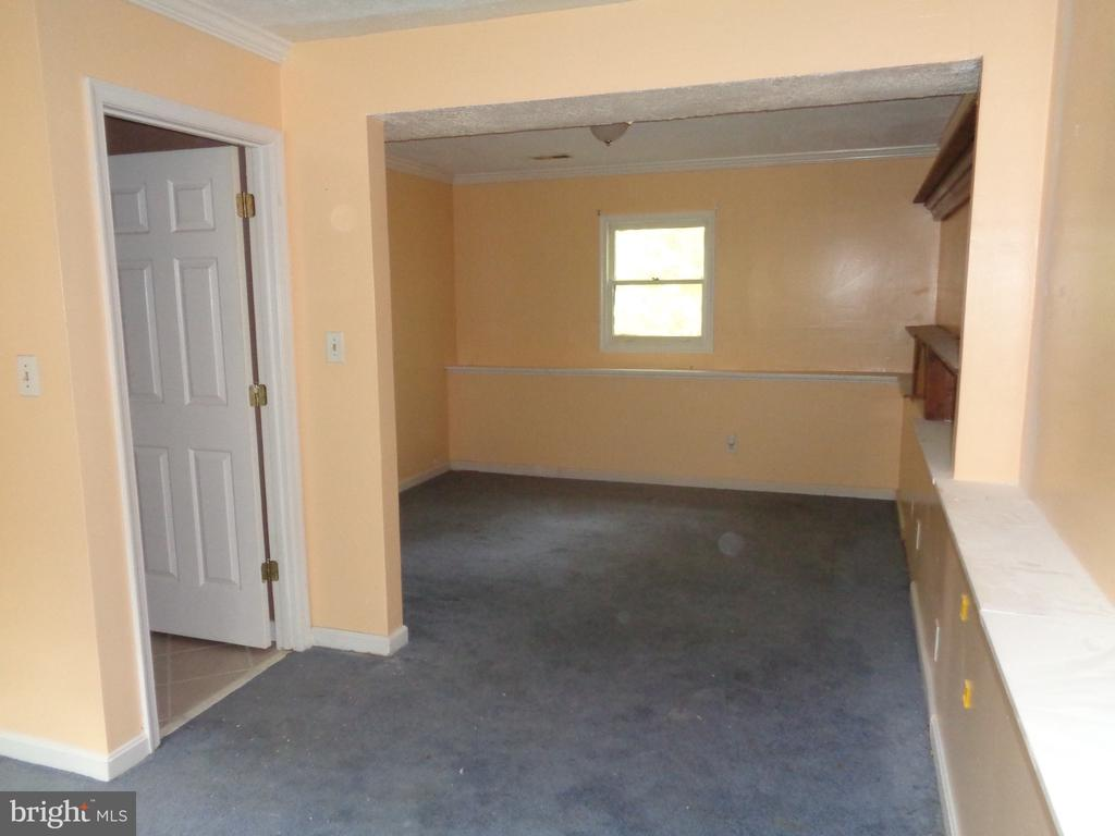Lower Level Oversized Bedroom - 11111 STOCKADE DR, SPOTSYLVANIA