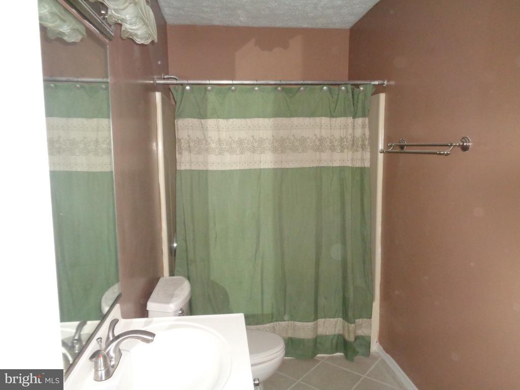 Lower Level Full Bath - 11111 STOCKADE DR, SPOTSYLVANIA