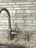 Ceramic Tile Backsplash, Pull Out Faucet - 2411 S MONROE ST, ARLINGTON