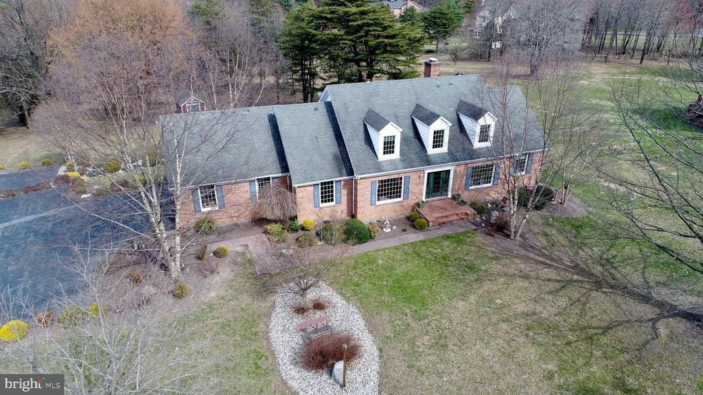 Drone View - 5449 MUSSETTER RD, IJAMSVILLE