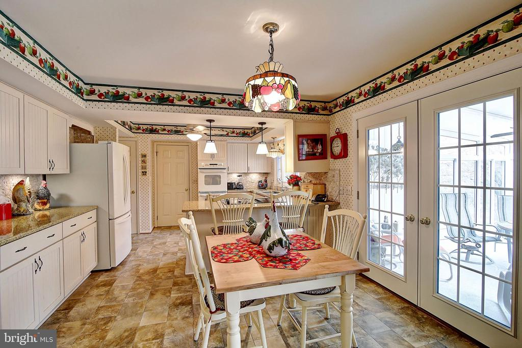 Kitchen Eat-In - 5449 MUSSETTER RD, IJAMSVILLE