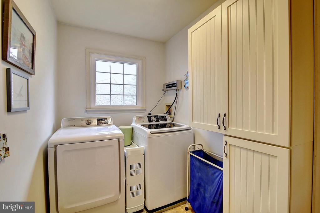 Laundry room off Kitchen - 5449 MUSSETTER RD, IJAMSVILLE