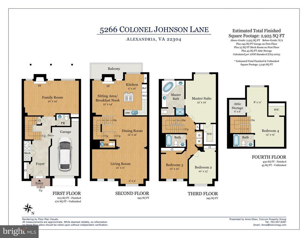 - 5266 COLONEL JOHNSON LN, ALEXANDRIA