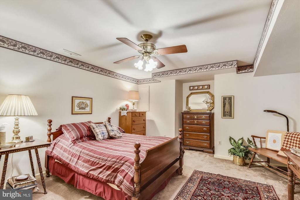 Lower Level Bedroom - 6488 CRAYFORD ST, BURKE