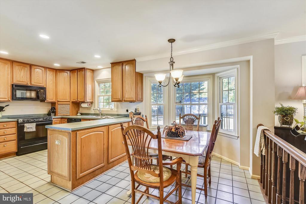 Kitchen-Breakfast Rooms - 6488 CRAYFORD ST, BURKE