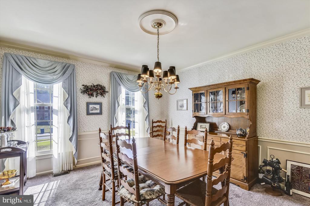 Dining Room - 6488 CRAYFORD ST, BURKE