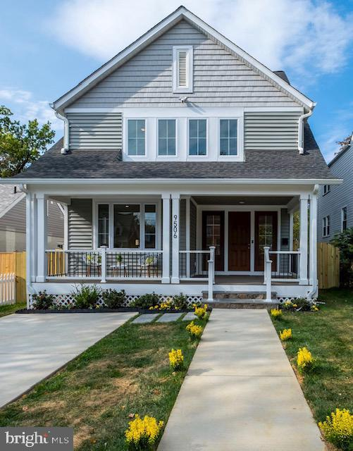 Gorgeous New Construction! - 9506 SEMINOLE ST, SILVER SPRING