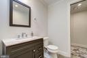 4th Full Bath in Basement - 9506 SEMINOLE ST, SILVER SPRING