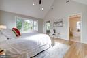 En-Suite Bath & Walk-In Closet - 9506 SEMINOLE ST, SILVER SPRING