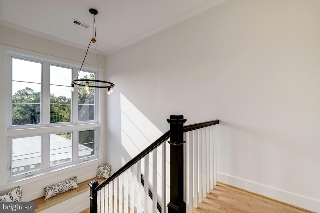 Custom Curated Lighting & Oversized Windows - 9506 SEMINOLE ST, SILVER SPRING