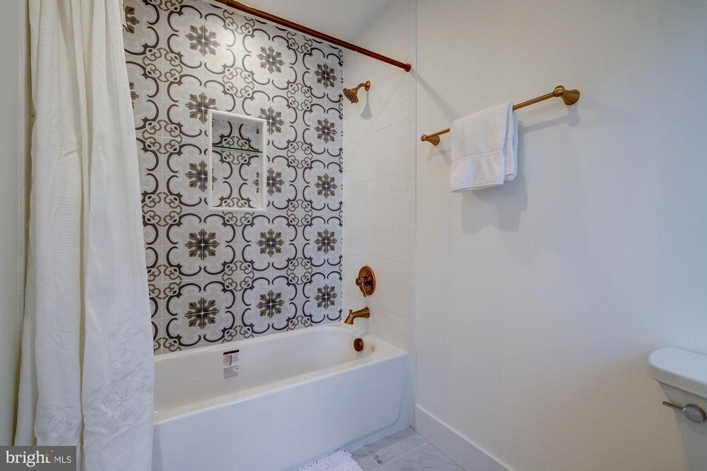 More Gorgeous Tile Work! - 9506 SEMINOLE ST, SILVER SPRING