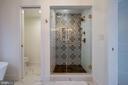 Custom Designed Tile Work & Custom Tempered Glass - 9506 SEMINOLE ST, SILVER SPRING
