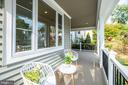 Gracious & Welcoming Porch - 9506 SEMINOLE ST, SILVER SPRING