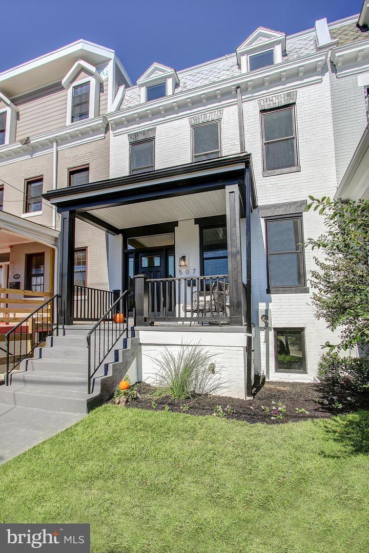 507 RANDOLPH STREET NW, WASHINGTON, District of Columbia