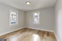 Main floor bedroom #2 - 112 S BARTON ST, ARLINGTON