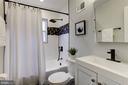 Main floor full bath - 112 S BARTON ST, ARLINGTON