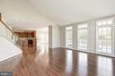 Family Room - 14300 DOWDEN DOWNS DR, HAYMARKET
