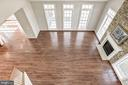 Two Story Family Room - 14300 DOWDEN DOWNS DR, HAYMARKET