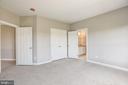 Bedroom number four has Jack & Jill Full Bath - 14300 DOWDEN DOWNS DR, HAYMARKET