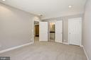 Basement possible 5th bedroom with closet - 14300 DOWDEN DOWNS DR, HAYMARKET