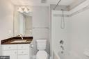 Basement Bathroom - 14300 DOWDEN DOWNS DR, HAYMARKET